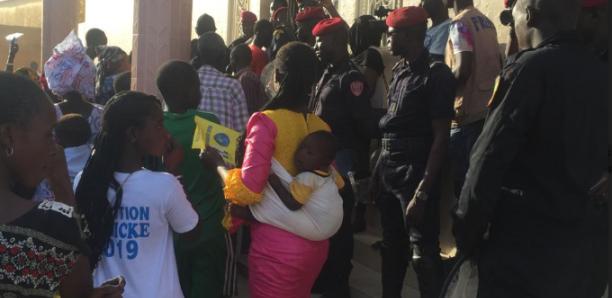 Sécurité de Me Madické Niang: La police a déjà pris ses quartiers