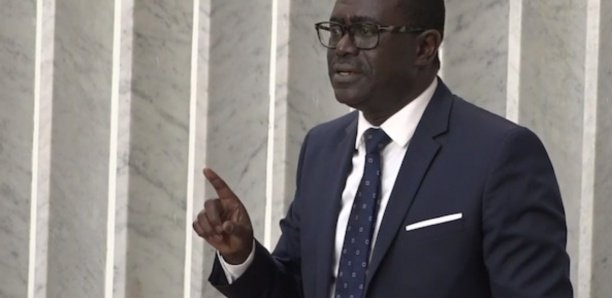 """Seydou Diouf : """"La commission d'enquête ne vise pas Ousmane Sonko"""""""