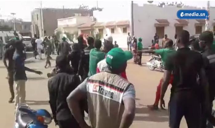 Violences de Tamba: le tueur de Ibrahima Diop identifié, le chauffeur du bus en prison