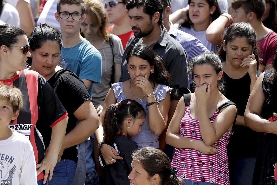 Photos : Emiliano Sala, l'enterrement du joueur nantais et le dernier hommage