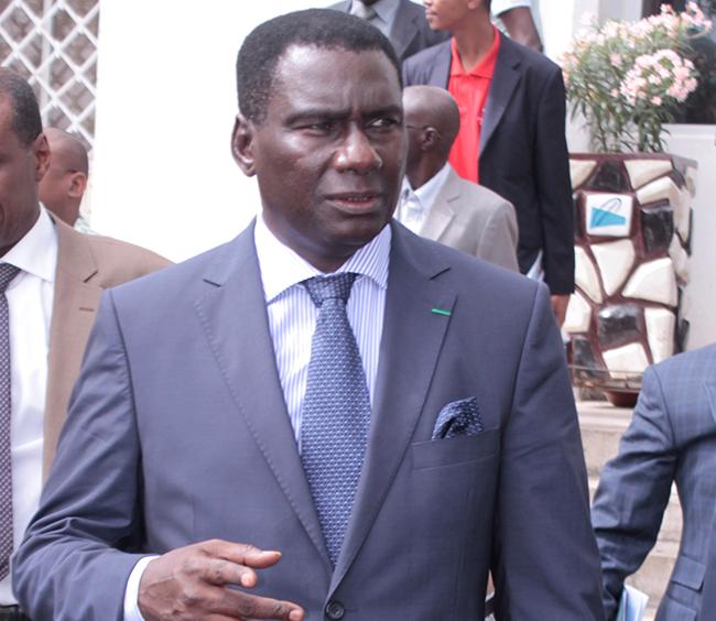 Présidentielle 2019: Cheikh Kanté hué à Fatick