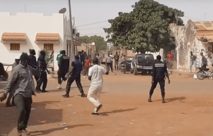 Violences à Tambacounda: les 26 éléments du PUR déférés au parquet ce matin