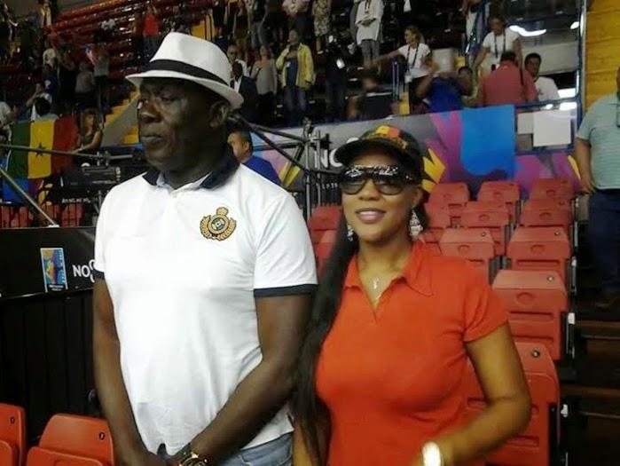 Les sportifs Baba Tandian, Gaston Mbengue, Balla Gaye 2, Modou Lô, El Hadji Diouf, Amadou Dia Bâ votent Macky Sall