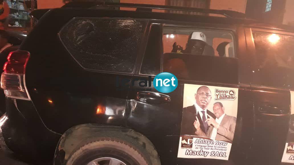 Campagne électorale: La violence s'invite à la Médina de Dakar