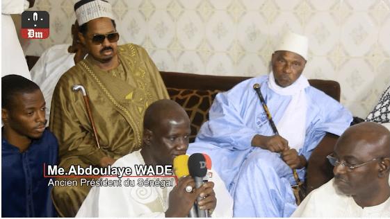 Consigne en faveur de  Macky Sall : Le Pds dément Ahmed Khalifa Niasse