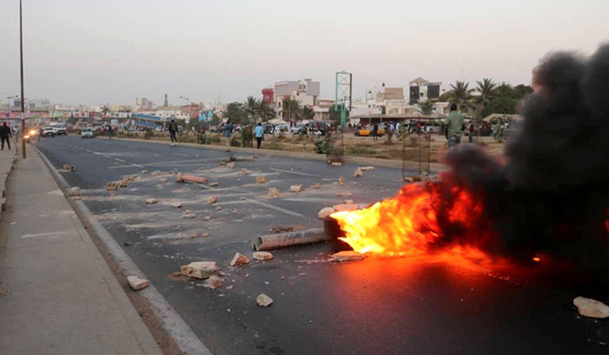Pikine: 6 personnes blessées suite à des heurts entre militants de BBY et Idy 2019