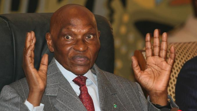 """Abdoulaye Wade: """"Je ne voterai pas dimanche"""""""