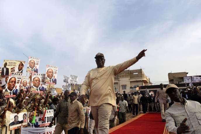 Au Sénégal, Macky Sall a rétréci l'opposition