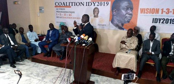Mesure dérogatoire de la DGE : Idy2019 dénonce «une violation flagrante du code électoral »