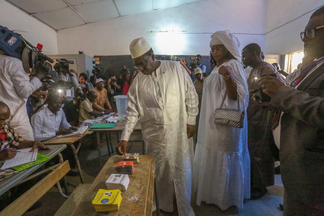 Saint-Louis: Macky remporte dans tous les bureaux de l'Ecole Nalla Ndiaye