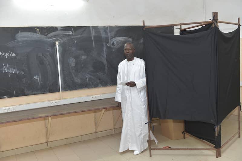 Mahammed Boun Abdallah Dionne: « Macky Sall a été réélu au 1er tour avec 57% des voix »