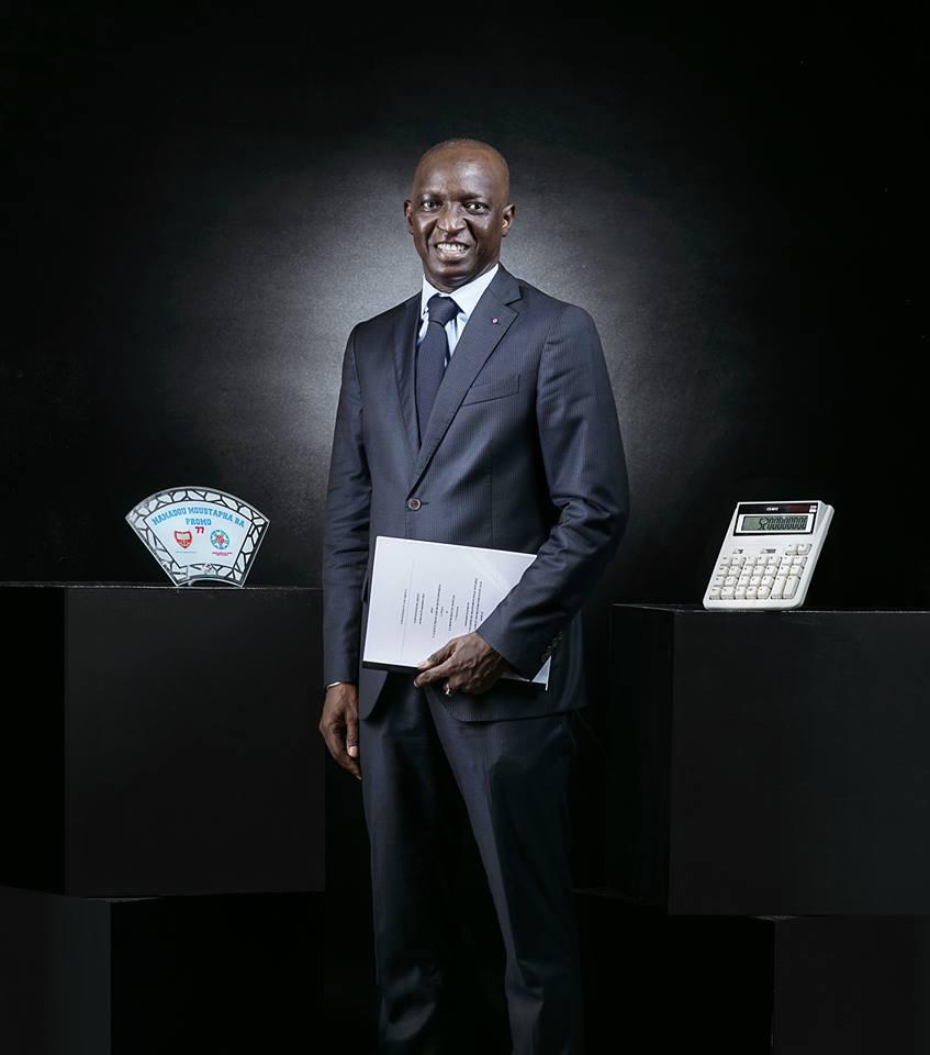 Nioro : Voici la contribution de Mamadou Moustapha Bâ pour la réélection de Macky Sall