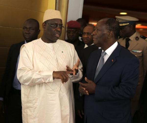 Macky Sall: Pluie de félicitations après sa réélection