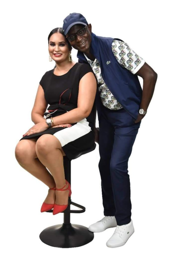 Aziz Mbaye, proche du couple Présidentiel, dévoile sa femme...Aziza