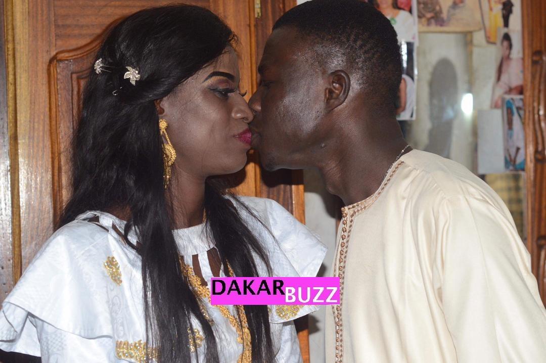 Photos : Omar de la série Mbettel s'est marié