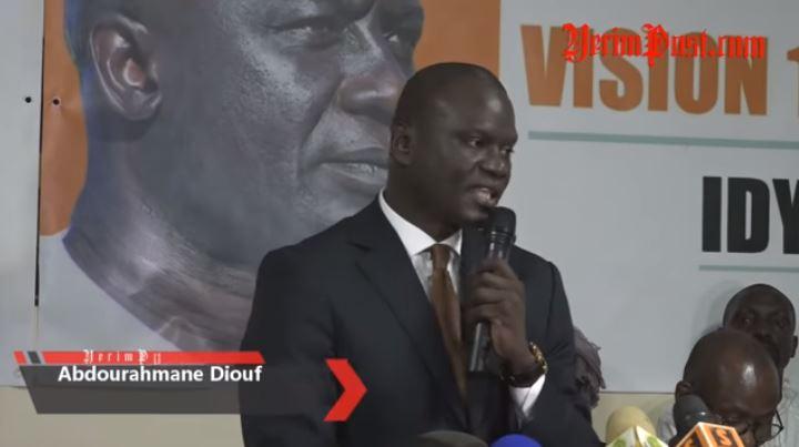 VIDEO - Acceptation des résultats de la Présidentielle par Rewmi : Dr Abdourakhmane Diouf fait des précisions
