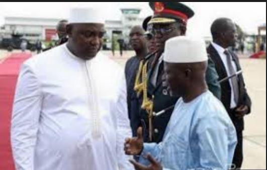 Gambie: Barrow limoge son vice-président, Ousainou Darboe