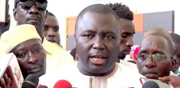 Retrouvailles du Ps: Bamba Fall exige le retour de Khalifa Sall