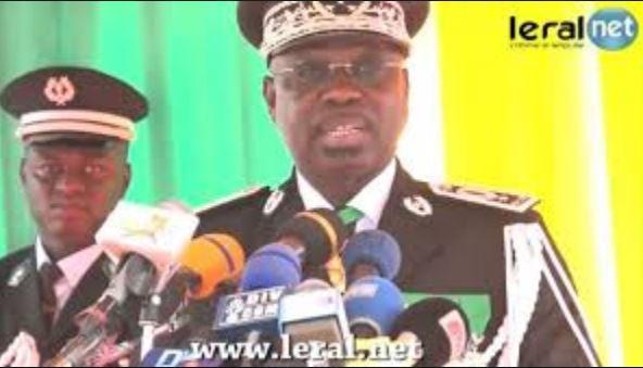 Le Général Cheikh Sène en deuil !