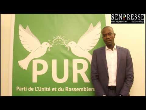 Elections locales: le PUR vise 30% des collectivités territoriales