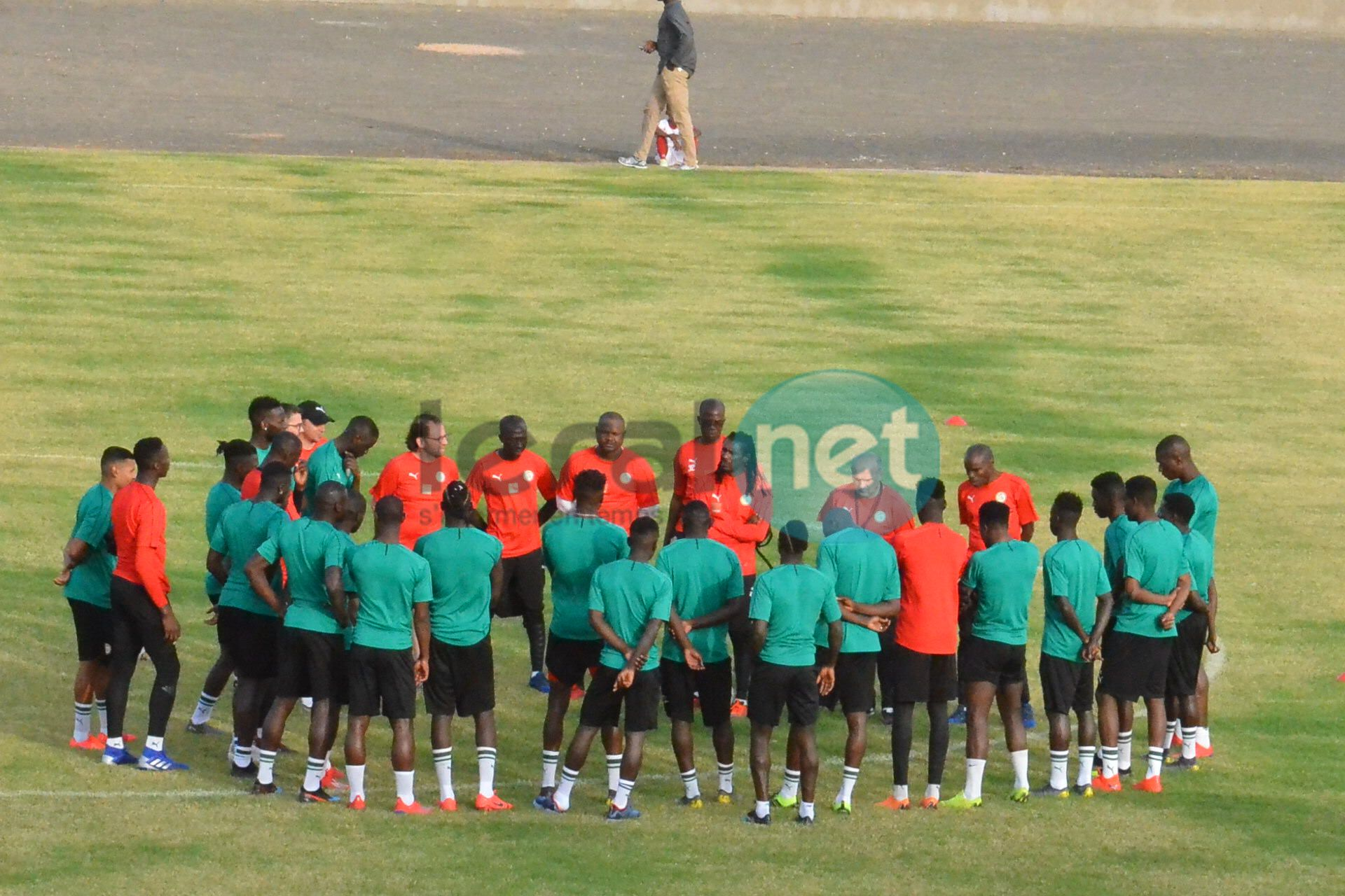 Stade Lat Dior: Les lions prêts à dompter les malgaches