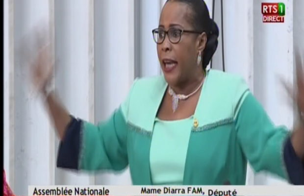 """Mame Diarra Fam, député de la Diaspora: """" l'acte d'Ousseynou Sy est une menace pour les Sénégalais d'Italie"""""""