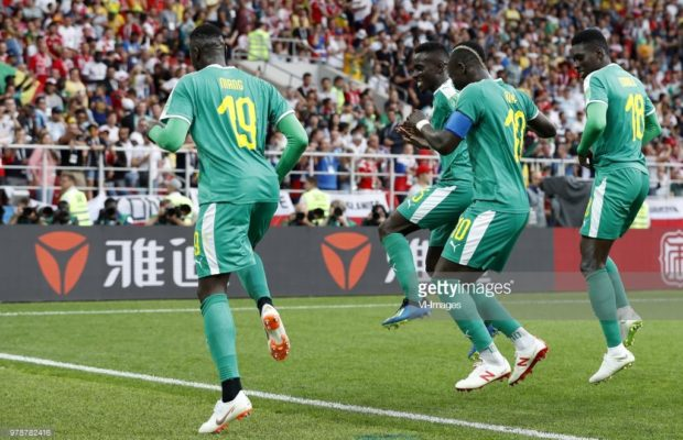 Eliminatoires CAN 2019: le Sénégal bat Madagascar pour son dernier match