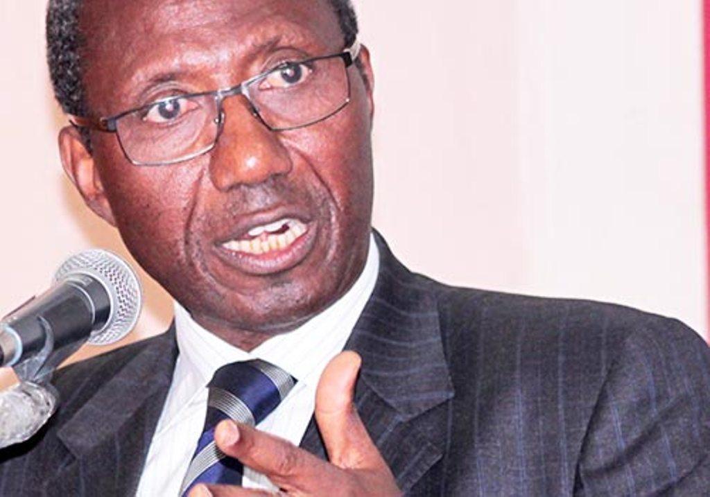 Appel au dialogue : Me Doudou Ndoye désapprouve Macky Sall