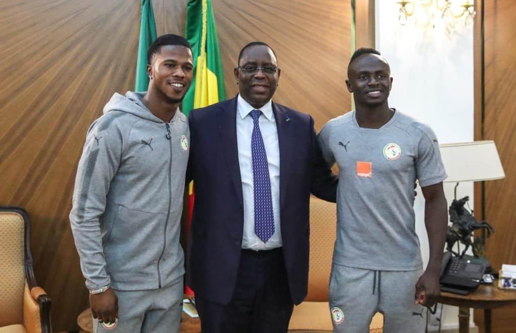 Audience au Palais : Pourquoi Macky Sall a reçu Sadio Mané et Keïta Baldé Diao