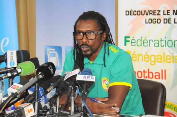 Coach Aliou Cissé : 'l'essentiel' du groupe de la CAN 2019 est connu