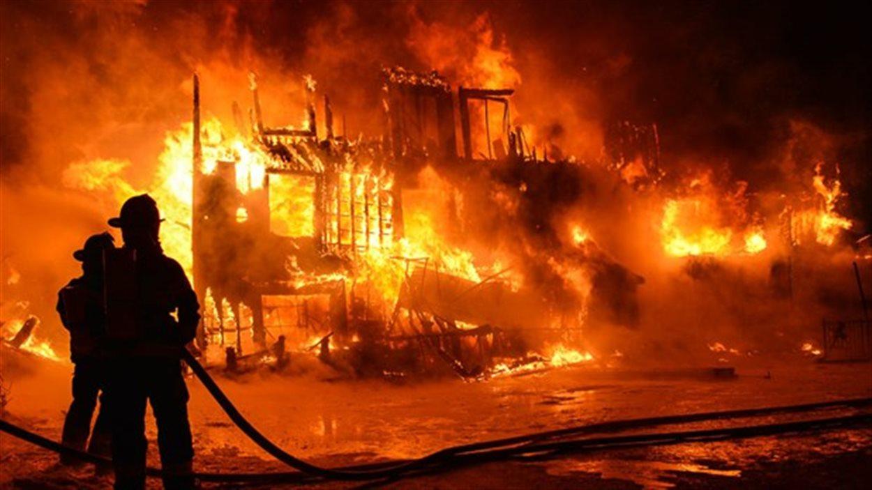 Drame à Tambacounda : le marché central ravagé par un incendie