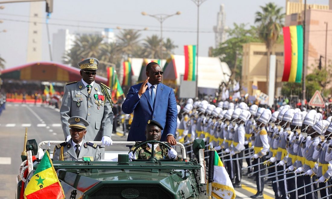 Défilé du 04 avril 2019 en chiffres : 4035 militaires, 1815 civils, 345 véhicules et 124 motos