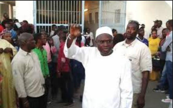 Grâce présidentielle:  Khalifa  Sall et Cie libérés dans 3 jours