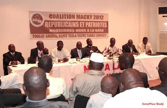 Second mandat de Macky Sall: la coalition ''Macky 2012'' scelle l'union sacrée