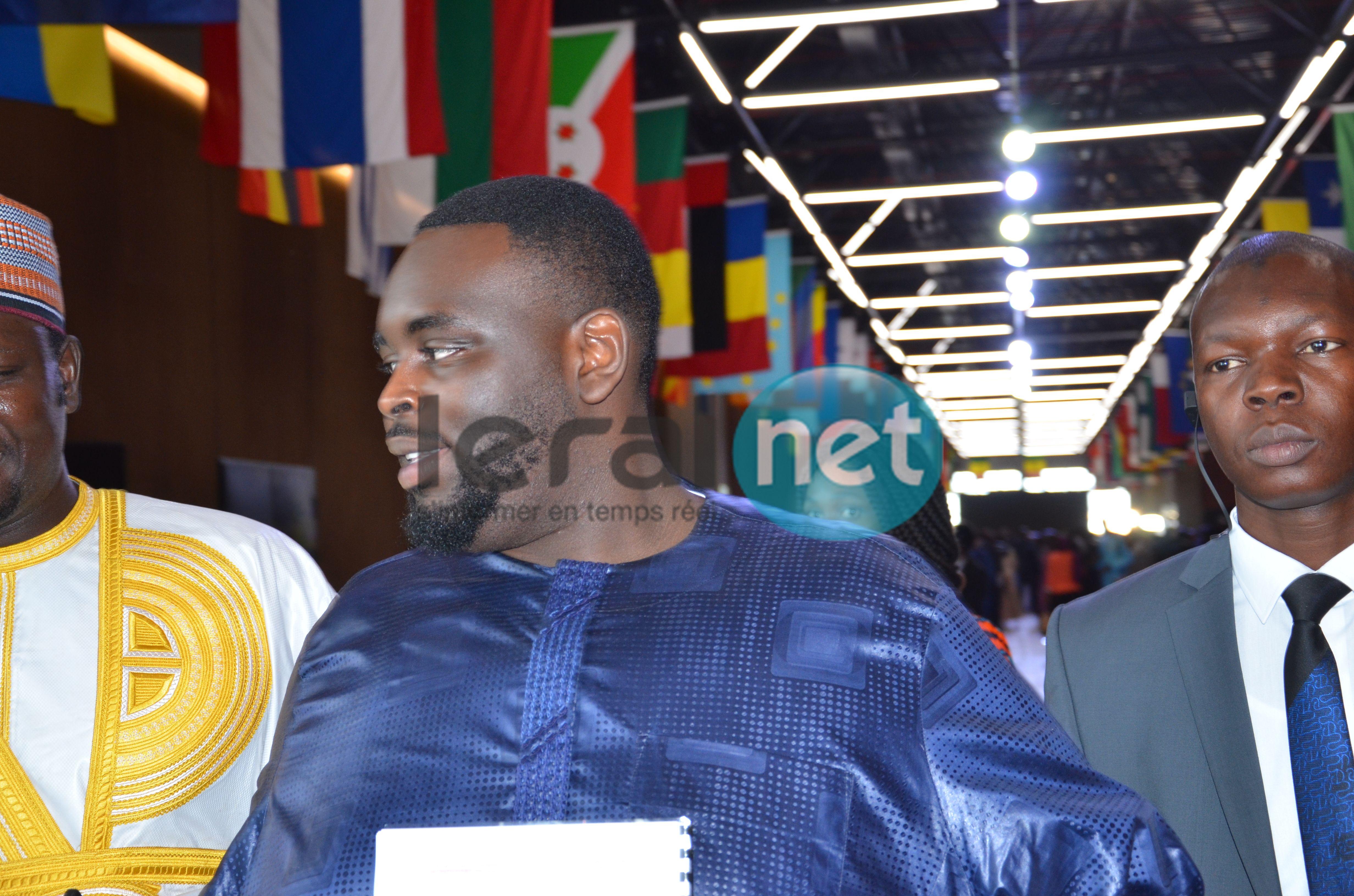 PHOTOS - Amadou Sall à la cérémonie d'investiture de son père à Diamniadio