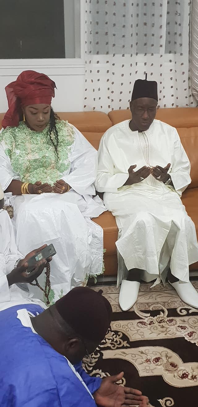 Mamour Diallo, le Directeur des Domaines en deuil