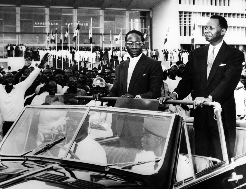 Carte postale - Aujourd'hui, 4 avril 1960: La Fédération du Mali devient indépendante