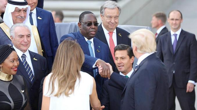 Donald Trump: « Le Sénégal est un modèle pour l'Afrique »