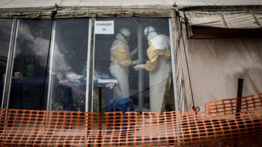 Epidémie d'Ebola en RDC : 100 morts en trois semaines, plus de 700 au total