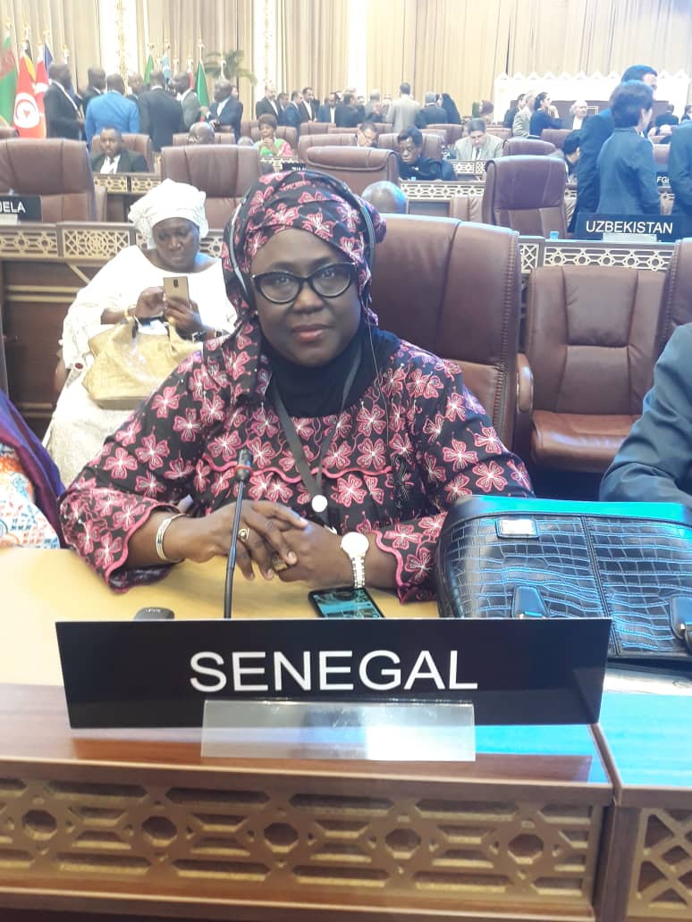 Union Interparlementaire (UIP) : Adji Mergane Kanouté va siéger au comité exécutif pour l'Afrique de l'Ouest