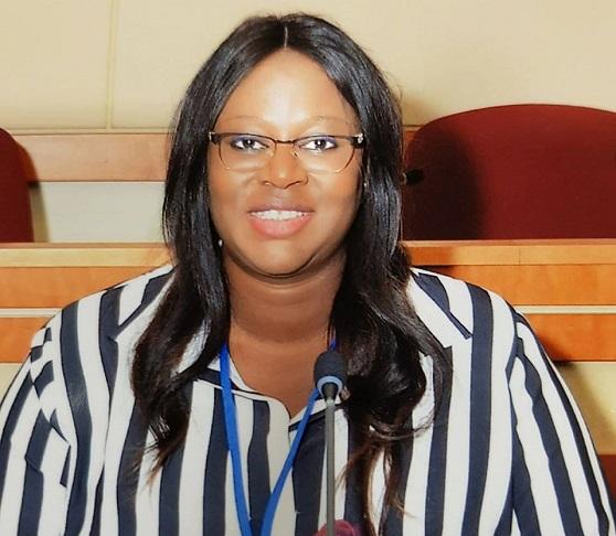 Nené Fatoumata Tall, Ministre de la Jeunesse