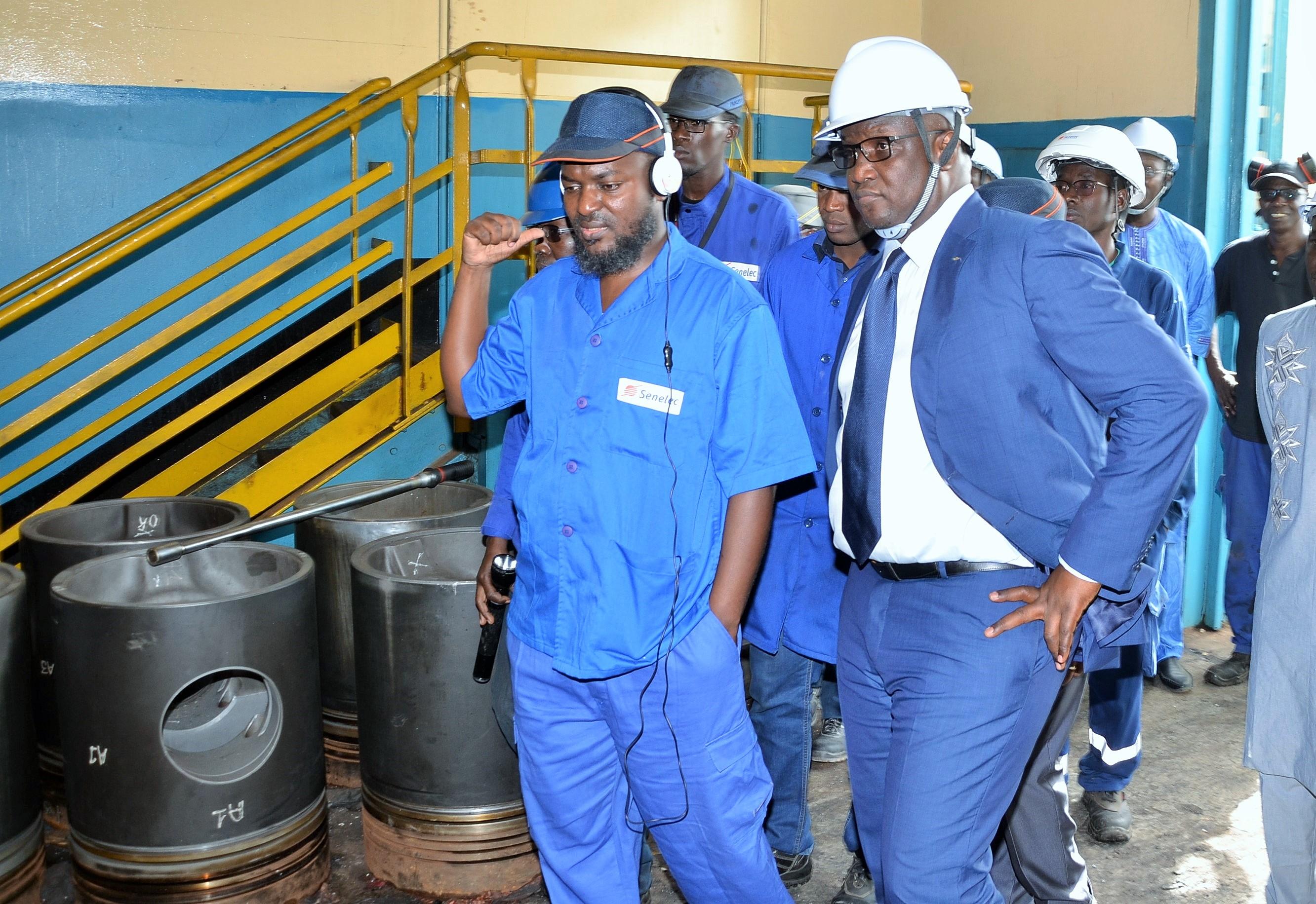 Mouhamadou Makhtar Cissé : « l'objectif reste l'accès à l'électricité et la baisse de son prix »