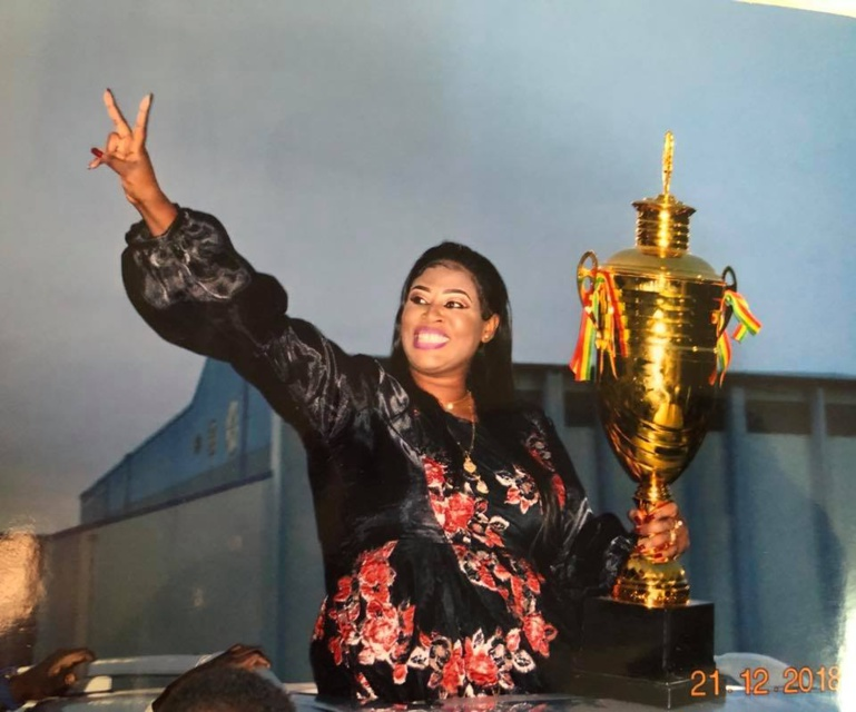 Qui est Néné Fatoumata Tall fraîchement nommée ministre de la Jeunesse ?