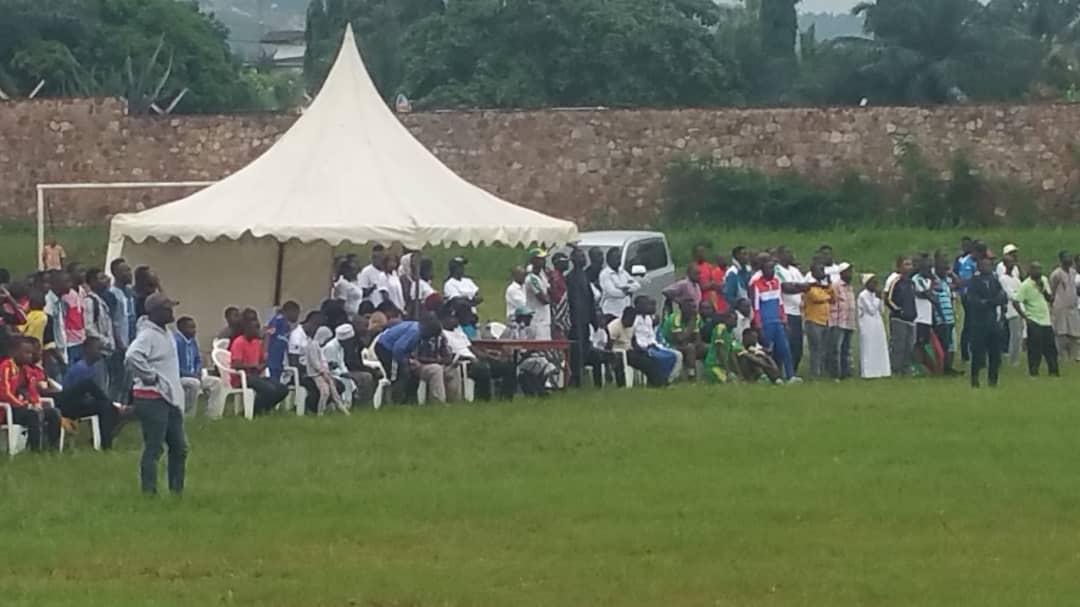Les Sénégalais de Burundi ont fêté le 4 avril 2019 par un tournoi à 4