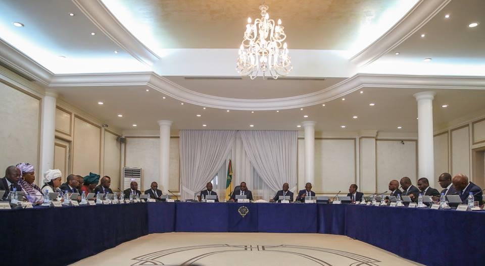 Premier Conseil des ministres : Ce qu'a dit Macky Sall aux membres du nouveau gouvernement