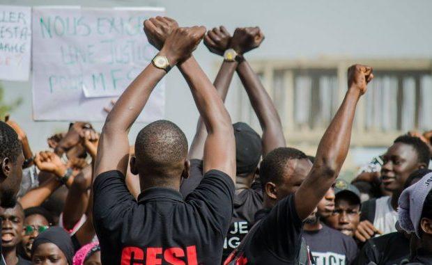Violence à l'UGB : le SAES décrète 72 heures de grève et réclame  la dissolution de la CESL