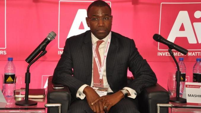 Ministère de l'Économie, du Plan et de la Coopération: les services du ministre Amadou Hott