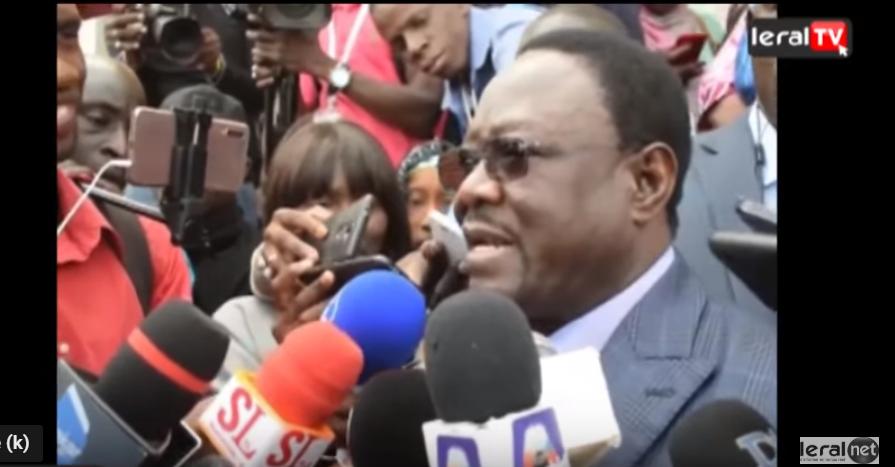 Macky II : Mbaye Ndiaye se considère toujours comme ministre d'Etat