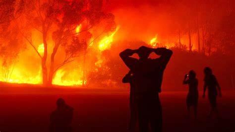 Week-end incendiaire: Trois feux déclarés dans le sud du pays