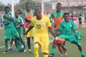 Can U17 : Le Sénégal obtient le nul (1-1) face au Maroc